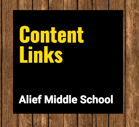 Social Studies Links